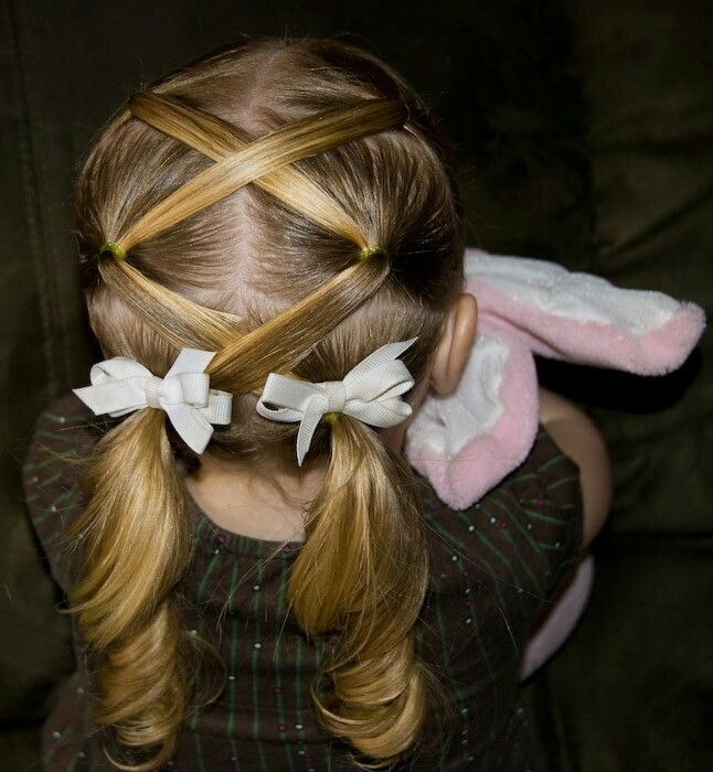 hair styles with bows best 25 hairstyles ideas on 7547