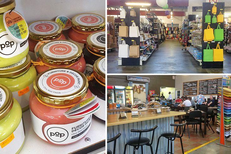 Merrypak - Cape Town factory shops - Photos by Rachel Robinson