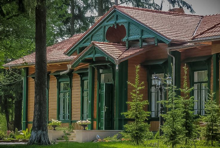 Restauracja Carska w Bialowiezy