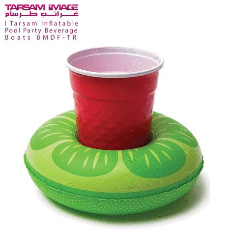 i-Tarsam Inflatable Pool Party Beverage Boats