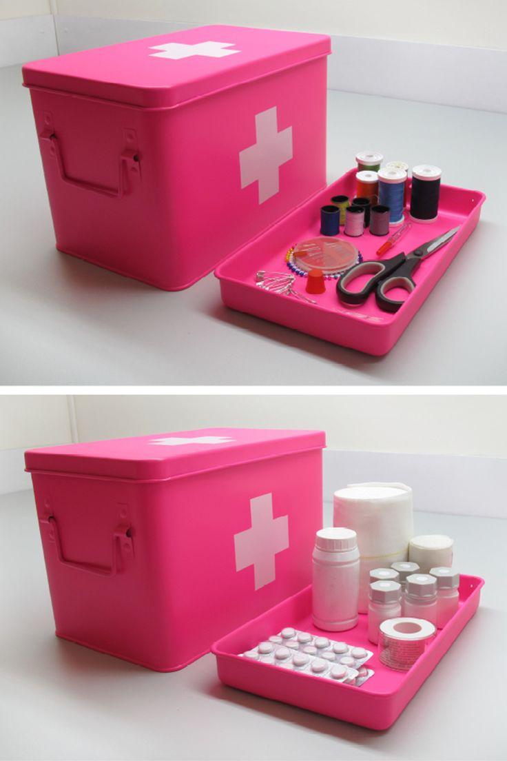 Multi-inzetbaar: HEMA's EHBO-doos.
