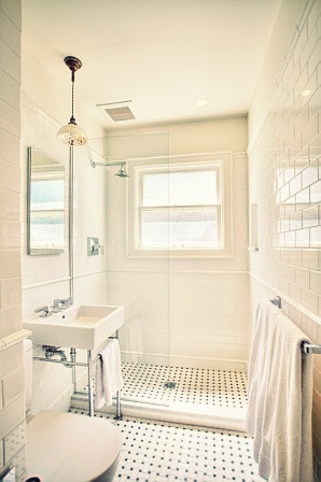 Best Of Open Shower Designs for Small Bathrooms