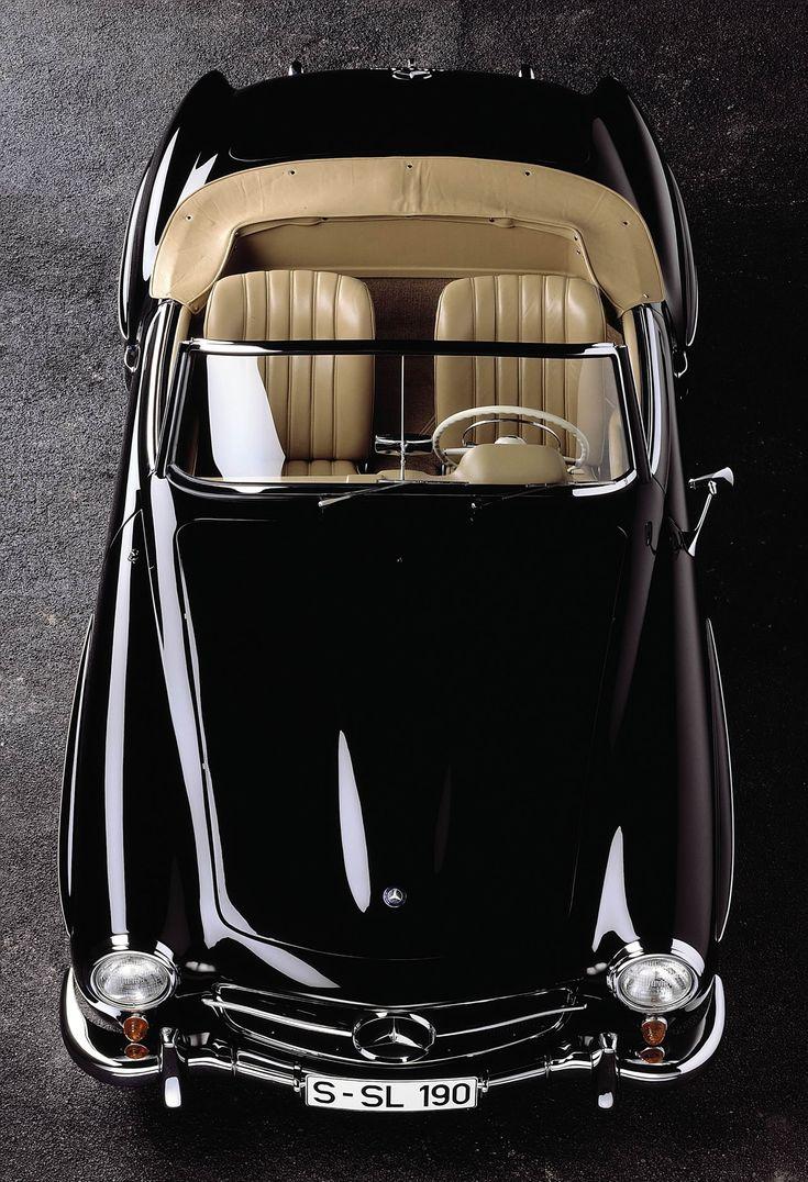 Mercedez.: Sports Cars, Mercedesbenz, Mercedes Benz, Classic Cars, Vintage Cars, Merc Sl, Dream Cars, Merc Benz, Black Cars