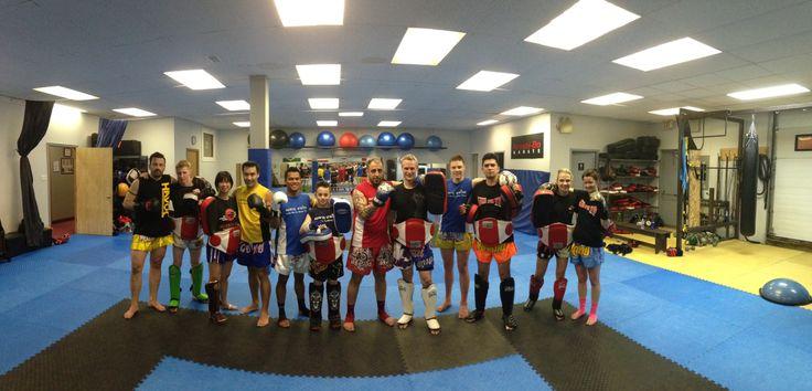 Open mats Muay Thai!