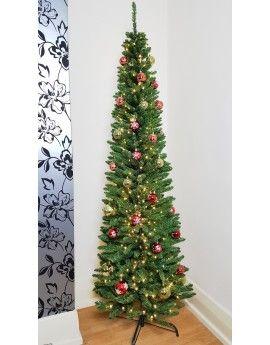Best 25+ Thin christmas tree ideas on Pinterest