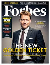 Get 2 Free Issues of Forbes