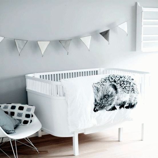 PINSPIRATION: 24 genderneutrale babykamers - Uit & th... (5)