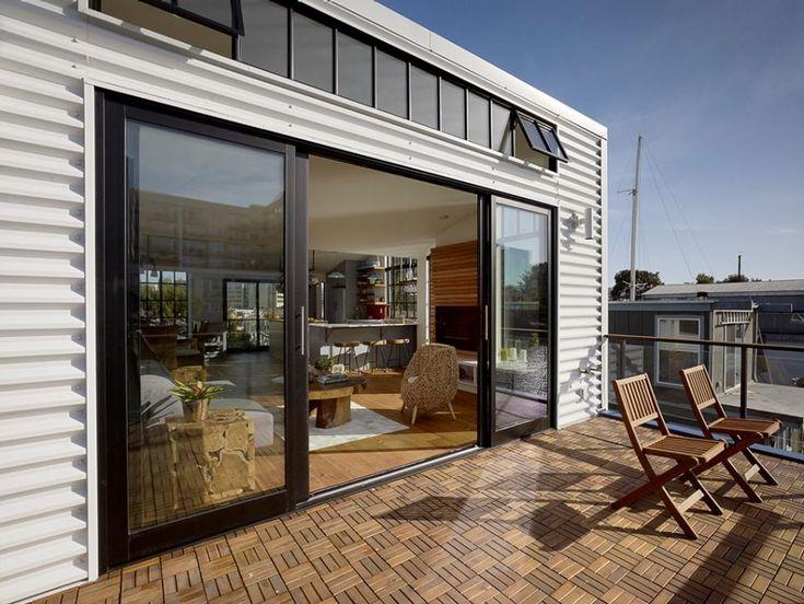 46 Best Floating Houses Images On Pinterest | Floating Homes