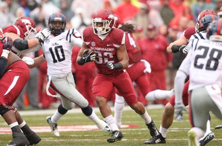 arkansas beats ole miss | Arkansas Upsets Ole Miss, Gain Bowl-Eligibility in 30-0 Win