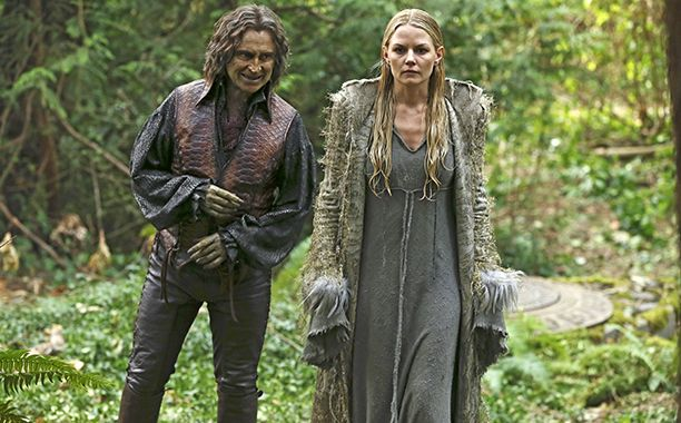 At this point, every diehard Once Upon a Time fan knows all about the Dark Swan — what she looks like, who's supposedly training her, where she might be, how different she is from the previous Dark One, what she's inspired by and who might have her dagger. Still, EW tracked down executive producers Adam Horowitz and Edward Kitsis to answer a few last burning questions pertaining to the new Dark One. Don't worry, more scoop about your other favorite Once characters is coming! Without further…