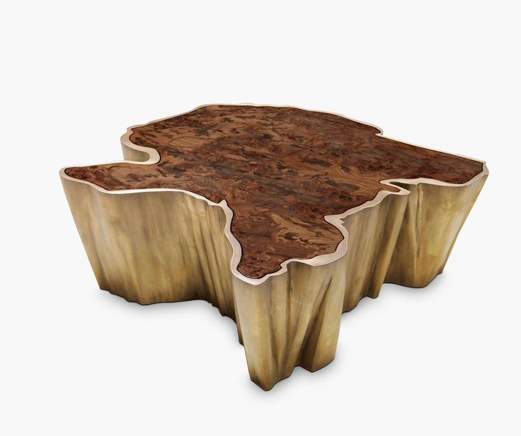 sequoia tree coffee table from brabbu