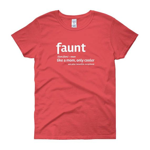 If youre looking for Funny Gifts for Aunt, then this funny aunt T shirt for Aunt is the perfect choice! This funny dictionary definition of FAUNT- fun aunt t shirt, is the perfect christmas gift for aunt birthday gift for aunt national aunt uncle day gift Click the brand for the matching fun uncle fun uncle t shirt!Click the brand for the matching fun uncle fun uncle t shirt! Everyone has an aunt or auntie they love thats almost more fun than mom, show them you love them with this fun aunt t…