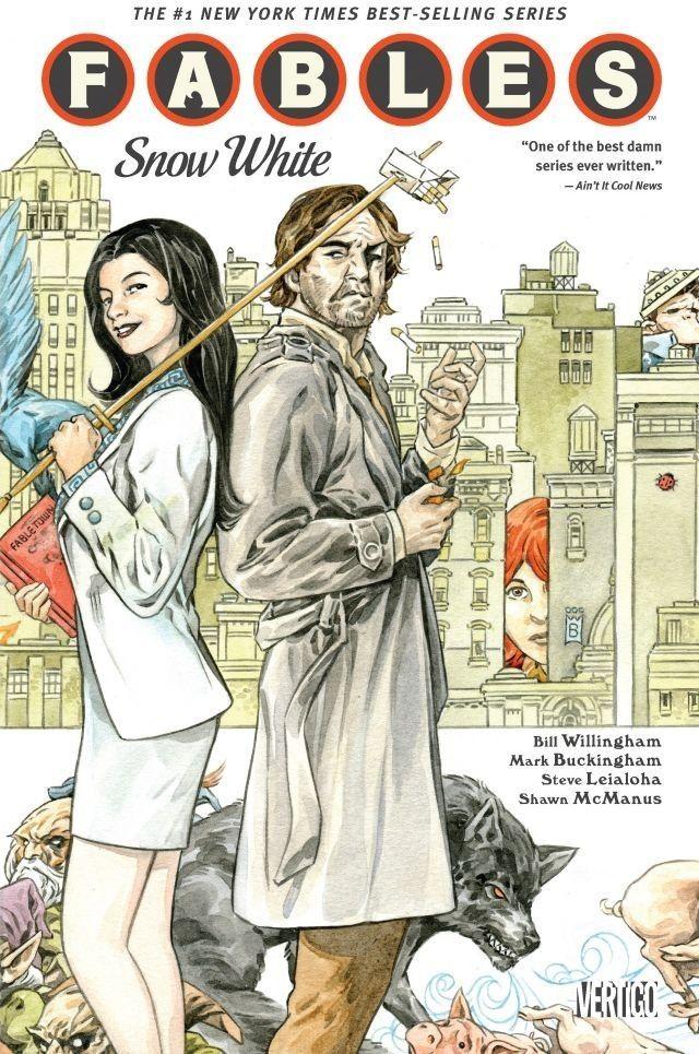 FABLES VOL. 19: SNOW WHITE | Vertigo Comics