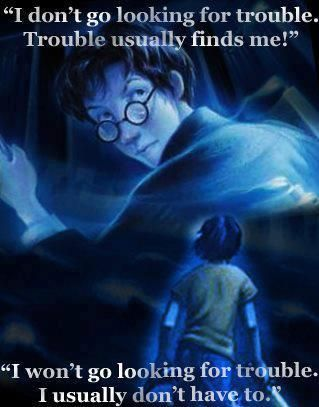 Harry Potter, Percy Jackson....this is why I like Percy Jackson more than Harry... <----- acceptable