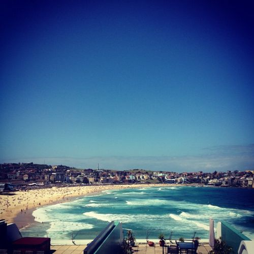 Day 5-Bondi Beach, Australia is a popular beach and the name of the surrounding suburb in Sydney, New South Wales, Australia. #Beach #Gday #AviaPromo #Travelmania