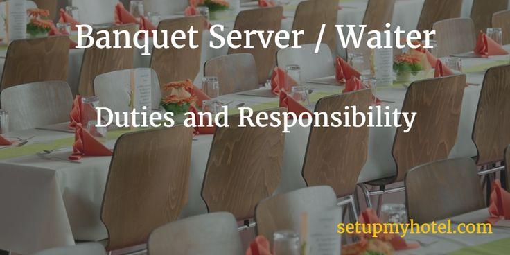 Butler - Duties and Responsibility   Butler in a hotel   Butler Job ...