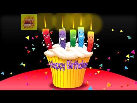 Grumpy Candles Funny Happy Birthday Greetings