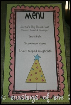 North Pole Breakfast: Breakfast Menu, Breakfast 2014, Christmas 2014, North Pole Breakfast, Christmas Elf, Elf Ideas, Pole Breakfast Elf, Christmas Theme, Christmas Ideas