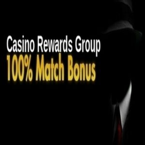 Casino Rewards Group 100% Match Bonus. Everyone needs a bit of luxury in their life, and with a free money bonus, you're soon to experience it for yourself! CasinoRewardsGroup is offering an incredible match deposit bonuses, free to all new players! CasinoRewardsGroup ensures that the rewards are spread out and the entertainment is prolonged!