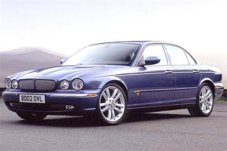 Jaguar XJ, X350, Jaguar, Castle Bromwich, 2003