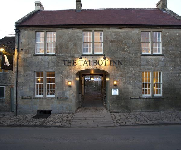 Talbot Inn, Mells - as recommended by Giles Coren in The Times 4/1/14