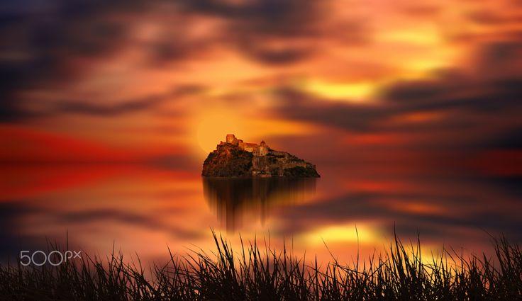 castle island 1 - null