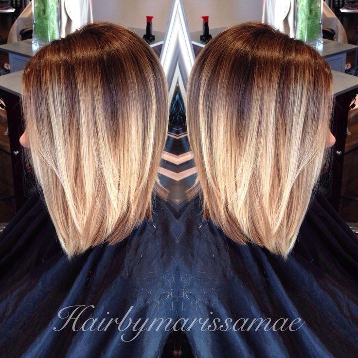 #highlights #lob #haircut