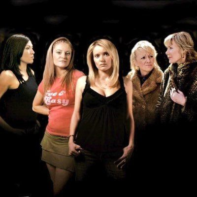 BadGirlsTVShow  @BadGirlsTVShow Welcome to HMP Larkhall! The best place to be for all Bad Girls news!   HMP Larkhall