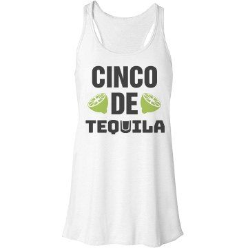 Cinco De Tequila | Grab the salt and the limes and don't forget the tequila because it's Cinco de Mayo! Celebrate this awesome day with a pitcher of margaritas and a few tacos  with all of your BFFs this year!