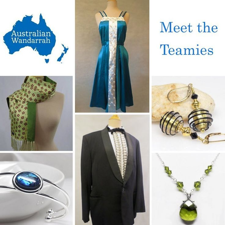 This week meet Joanne from Louisa Amelia Jane and Bev from Elandra Designs on the Australian Wandarrah team's Instagram page