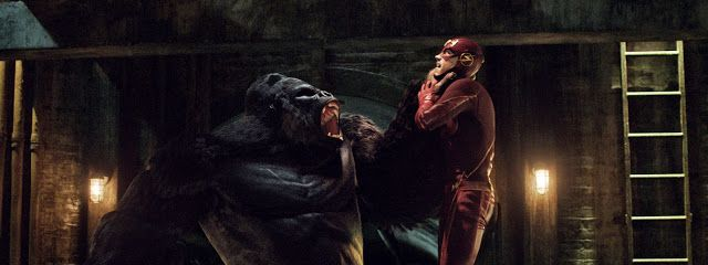 LAS NOVIAS DE GWANGI: THE FLASH -TEMPORADA 1- GRODD LIVES