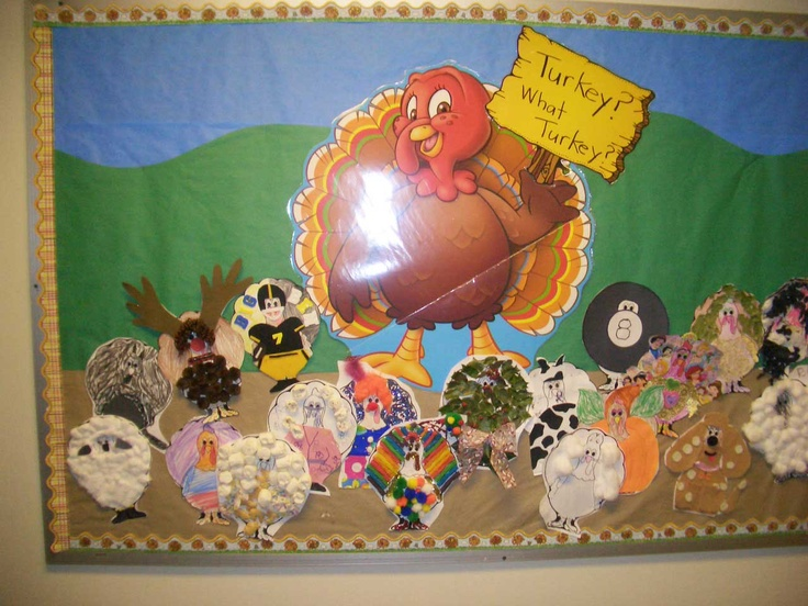 50 best turkey disguise images on pinterest turkey for Turkey template for bulletin board