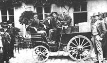 1894 – Paris to Rouen