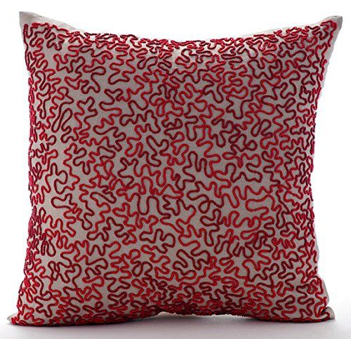 Luxury Mocha Pillows Cover, Contemporary Floral Pillows C... https://www.amazon.com/dp/B016H8XY0G/ref=cm_sw_r_pi_dp_x_mSGFybCCMYXAD