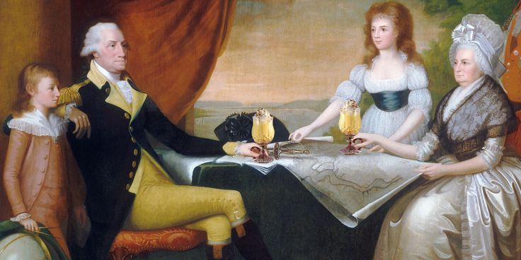 Don't Give Up on Eggnog Until You Try George Washington's Recipe  - CountryLiving.com