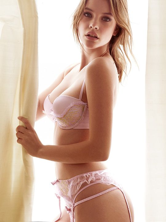 Barbara Palvin | model | lingerie | color | ram2013