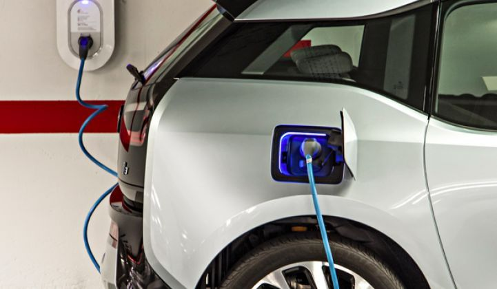 Home Electric Vehicle Charging Stations Convenient For Electric