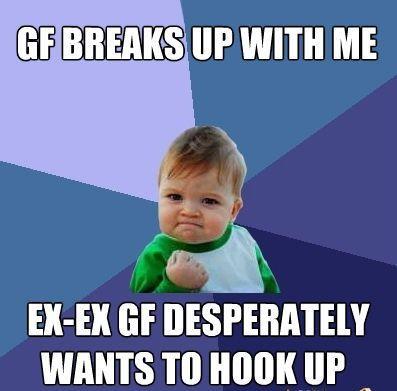 Funny Ex Girlfriend Memes