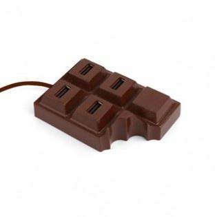Chocolate USB by Kikkerland