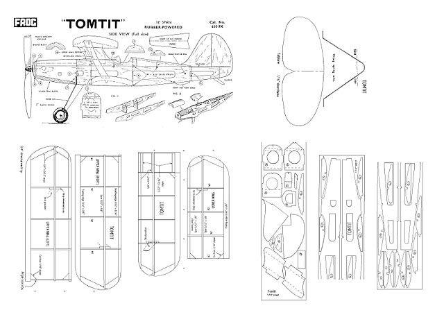 Tomtit : Outerzone photo gallery   Aerei   Photo galleries