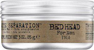 TIGI Bed Head pour Homme Matte Séparation Workable Wax 85 g