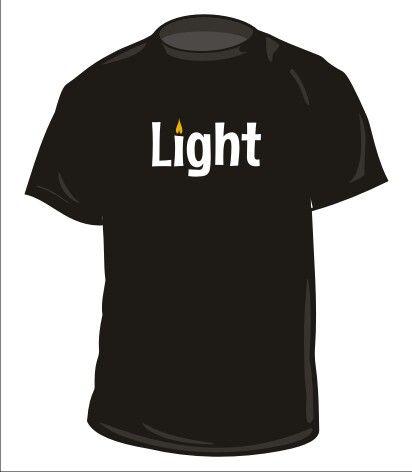 #design #tshirt #light #typography #screenprinting #waterbased pre order