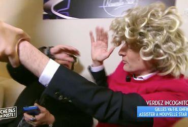 TPMP : Gilles Verdez frappé par JoeyStarr en direct, Cyril Hanouna menace de ne pas rendre l'antenne (VIDEO)