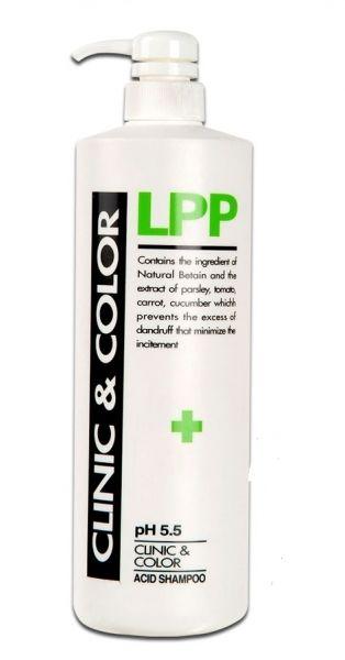 Купить Шампунь для стойкости цвета рН5.5 (1000 гр) LPP clinic