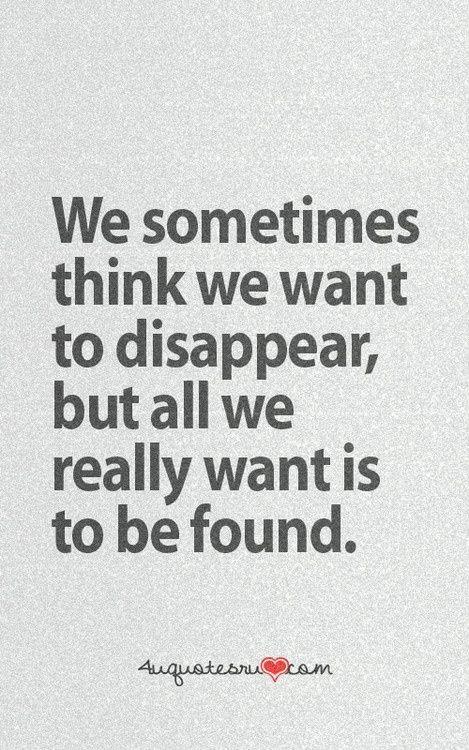 #tobefound #quote