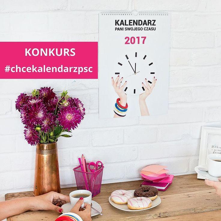 """I jak to zwykle u Budzyńskiej - KONKURS!!! Można wygrać kalendarz i mieć go u siebie w domu zanim jeszcze rozpocznie się przedsprzedaż!!! Chcesz? Jeśli tak to wystarczy że odpowiesz na pytanie """"Gdzie powiesiłabyś kalendarz PSC i dlaczego akurat tam?"""" Nie zapomnij o #chcekalendarzpsc  #kalendarzpsc #psc #paniswojegoczasu #kalendarz #calendar #organizacja #planowanie #planning #planningmom #planninggirl #czas #time #zarzadzanieczasem #timemanagement #mompreneur #girlboss"""