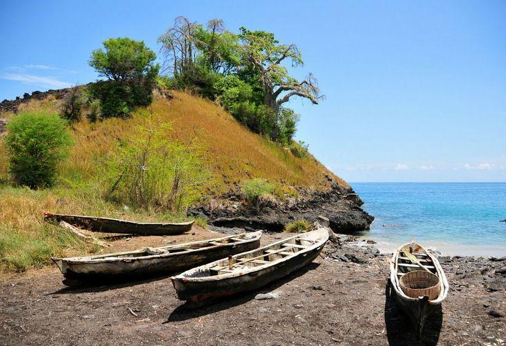 Os encantos naturais de São Tomé e Príncipe   SAPO Lifestyle