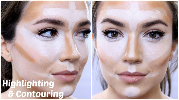 This video, by TheMakeUpChair, explains how to contour your own, individual face, rather than by face shape. // Specifically useful for me because I never know where to put my bronzer and she explains exactly how to figure it out.