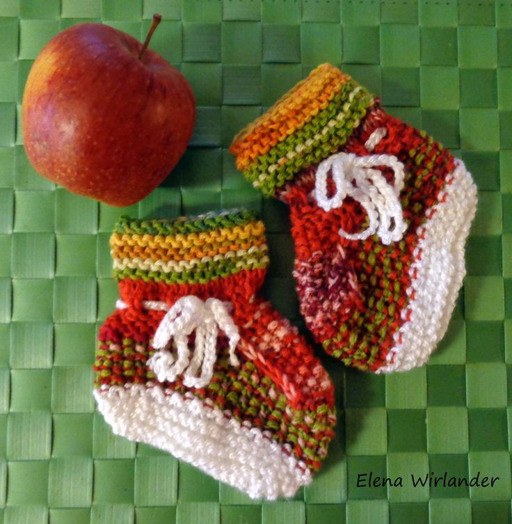 60 best Knitting: Baby Booties images on Pinterest | Knitting ...
