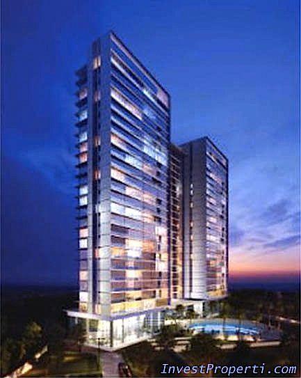 Ragunan new condo The ForesQue Apartment.